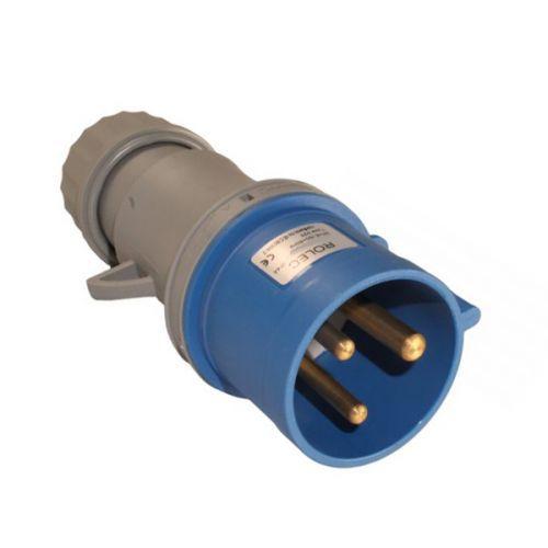 CEE Stekkker 32A 230V IP44