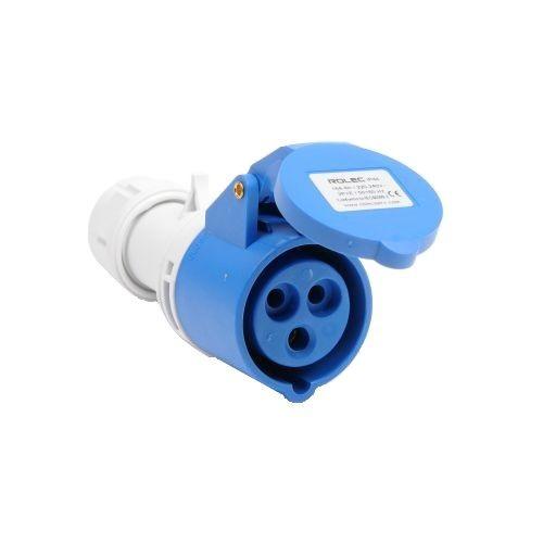 CEE koppelstekker 16A 230V IP44