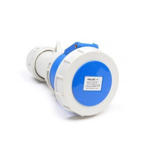 CEE koppelstekker 16A 230V IP67