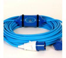 Elektriciteitsmeter 1 meter-2,5mm CEE 16A