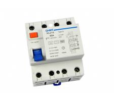 Aardlekautomaat 63amp 30mA 3P Type B (10KA) RCBO