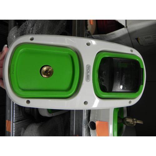 Rolec Wallpod kraanaansluiting + leeg vak met klep