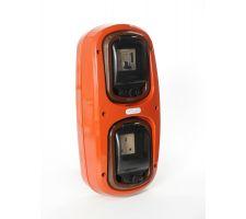 Wandmodel 3: -aardlekautomaat 10A/30mA + KWhmeter - 13A (UK)