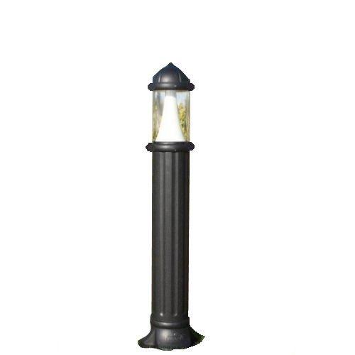 Kunststof parkverlichting 10 Watt LED 1100mm