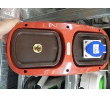 Rolec Wallpod kraanaansluiting + wcd