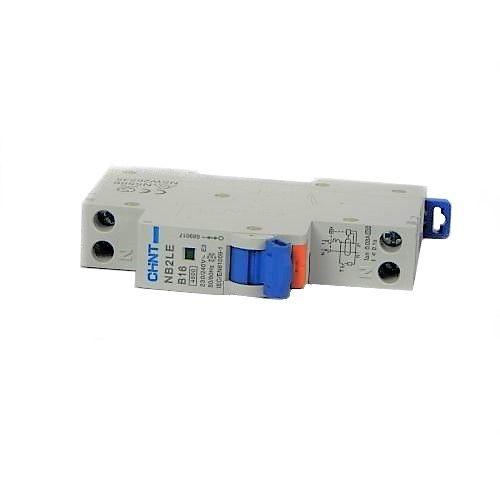 Aardlekautomaat 1P+N B10 230V 30mA  4,5kA