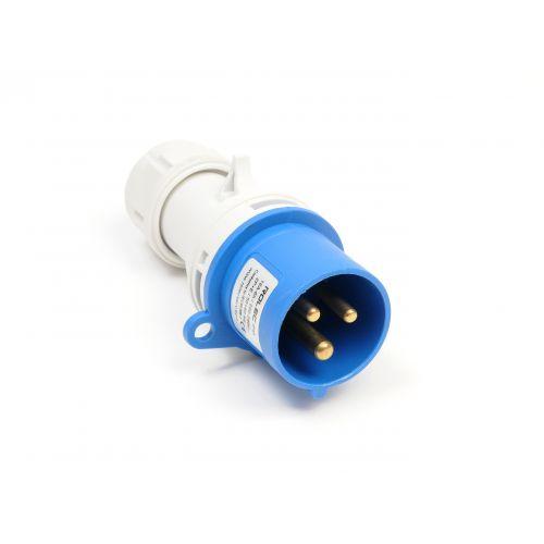 CEE contactstop vergrendelbaar 16A 230V IP44