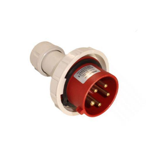 CEE stekker 16A 400V 5pol IP67