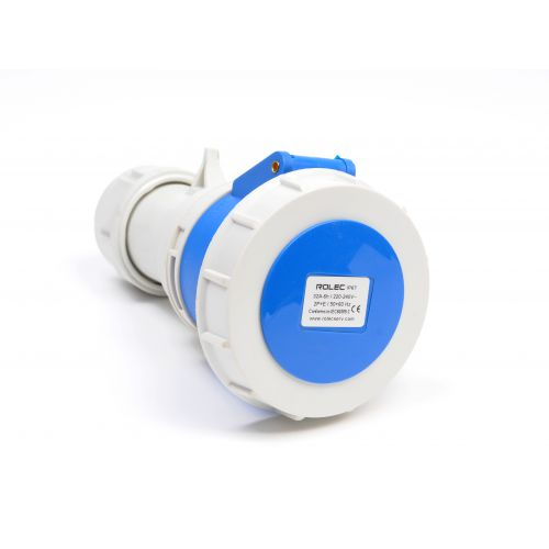 CEE koppelcontactstop 32A 400V 5pol IP67