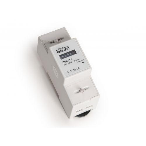 45amp 1MOD 1phase 1000imp/kWh Digitale meter