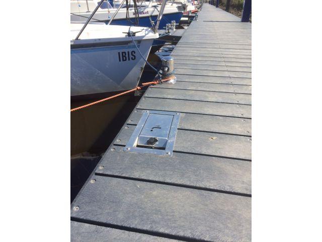 Deckclear watervoorziening