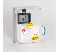 Aansluitkast 1 WCD met kWh meter