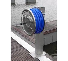 RVS waterhaspel